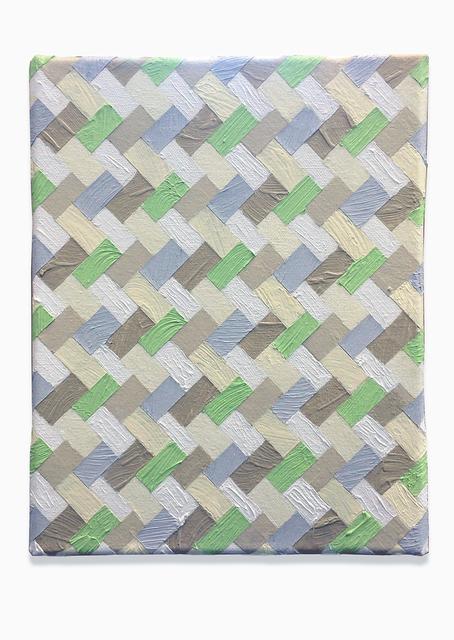 Paul Muguet, 'Petate No.6', 2018, Galería RGR