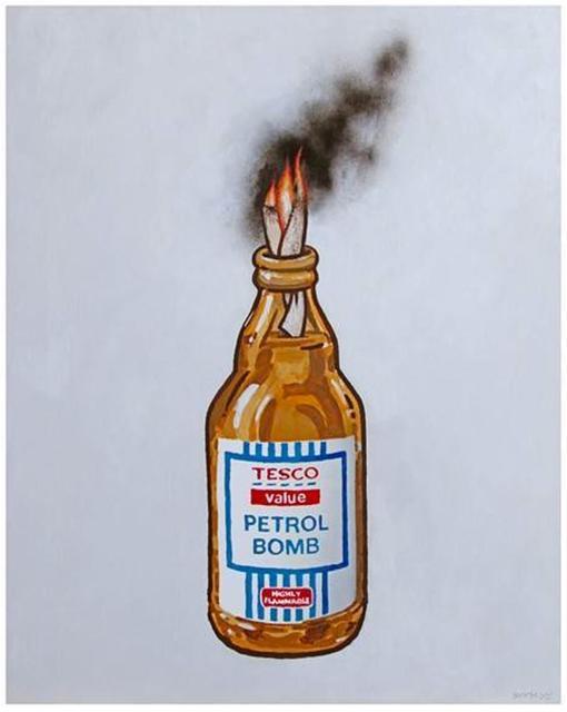 Banksy, 'Petrol Bomb', 2011, Lougher Contemporary