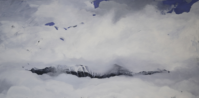, 'Telluride Whiteout,' 2018, Telluride Gallery of Fine Art
