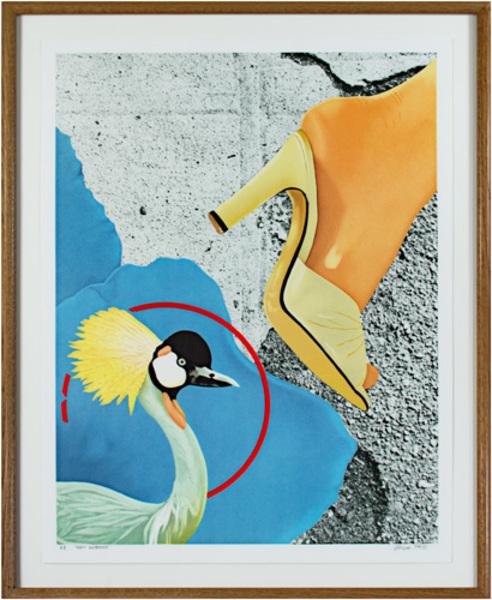 , 'New Evidence ,' 1979, David Barnett Gallery