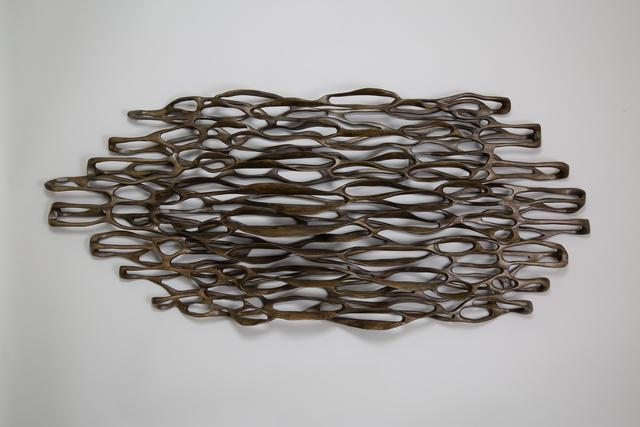 , 'Charcoal Delicate Loops, 2018,' 2018, Callan Contemporary
