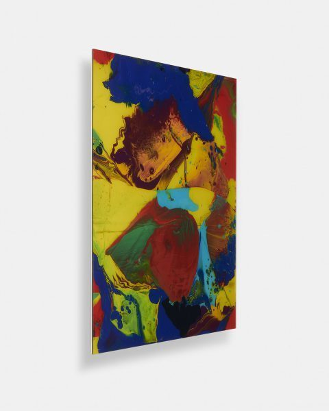 Gerhard Richter, 'Bagdad II (Flow P10)', 2014, Lougher Contemporary Gallery Auction
