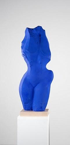 , 'Blue Torso,' 2015, De Re Gallery