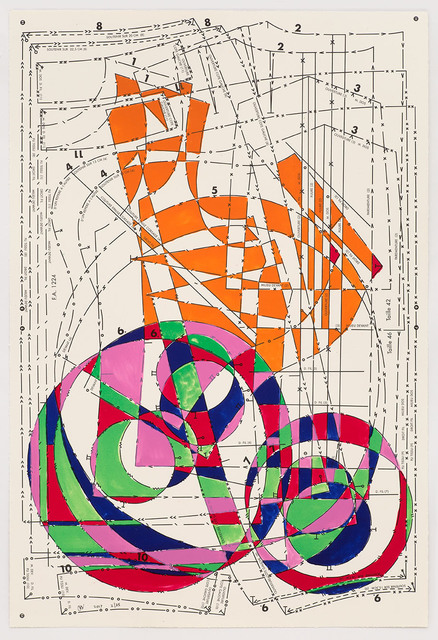 , 'The Mesopotamian Maze No.1,' 2017, Emmanuelle G Gallery