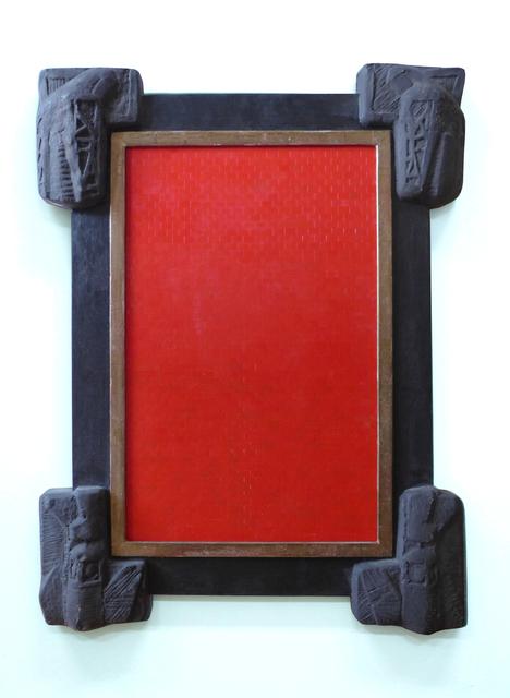 , 'Red Monochrome,' 2004-2011, Galerija Gregor Podnar