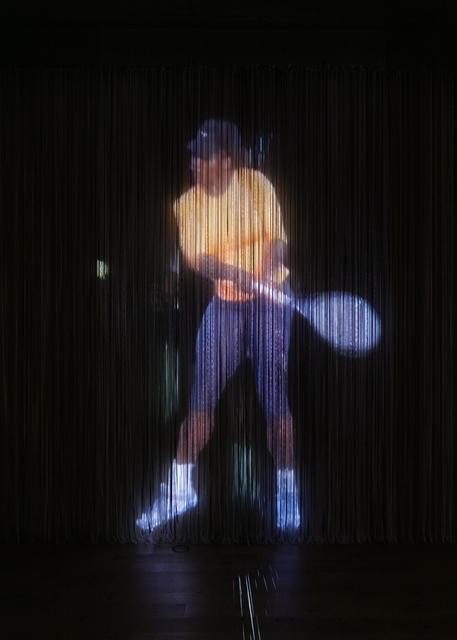 , 'Serena Hologram xl,' 2017, MARTOS GALLERY
