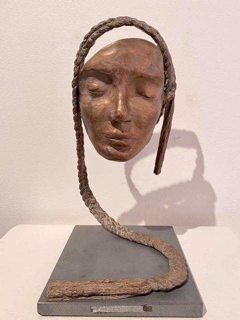 Kari Lena Flåten, 'Untitled', 2020, Sculpture, Bronze, GALLERI RAMFJORD