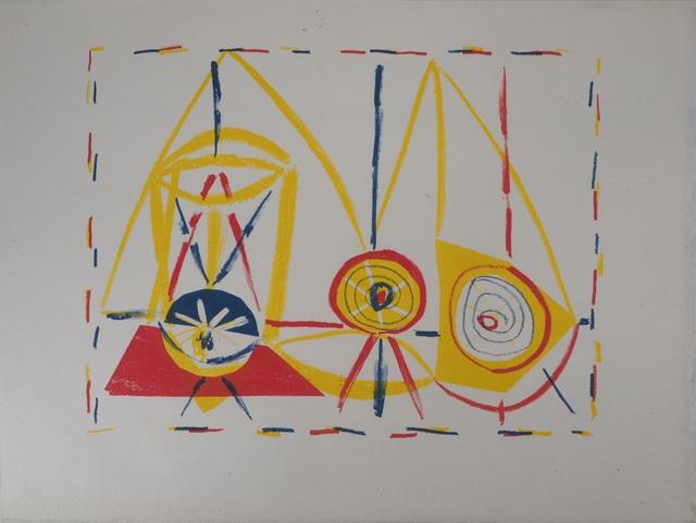 Pablo Picasso, 'Composition cubiste au verre', 1946, Plazzart