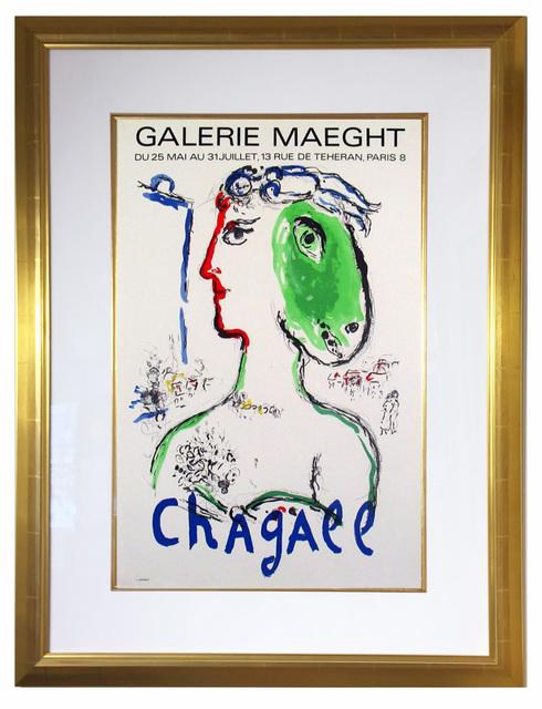 Marc Chagall, 'The Artist as a Phoenix, Pg. 58', 1972, Elliott Gallery