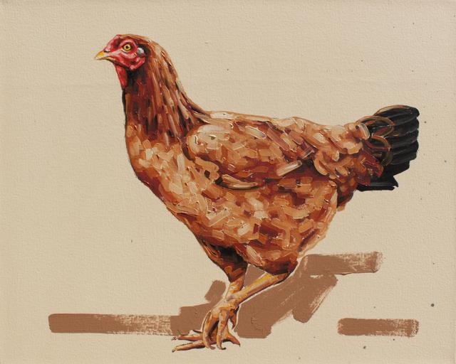 , 'from series O vendedor de galinhas: Cynthia,' 5464, Baró Galeria