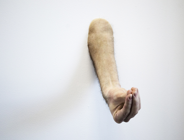 , 'Arm 2,' 2013, SMAC ART GALLERY
