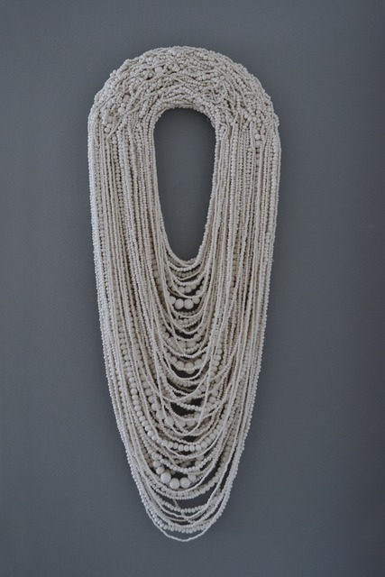 , 'White Necklace,' 2012, Gallery Elena Shchukina