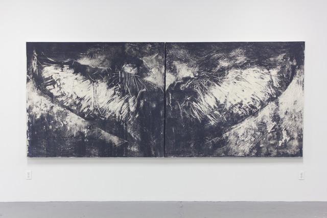 , 'Whale Fluke (Night),' 2018, SILAS VON MORISSE gallery