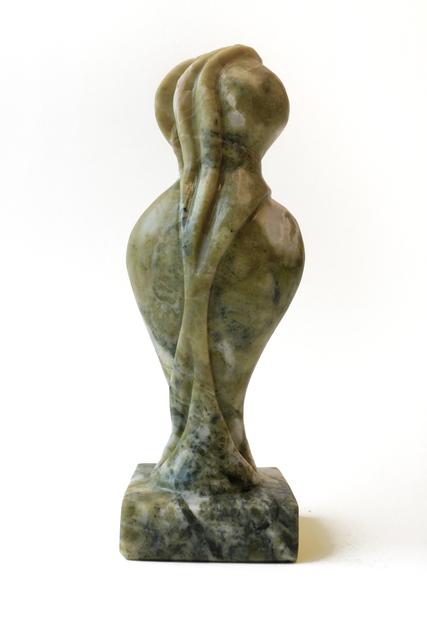 Evelyne Brader-Frank, 'Mini 10 #1553', 2020, Sculpture, Green Marble, Newzones