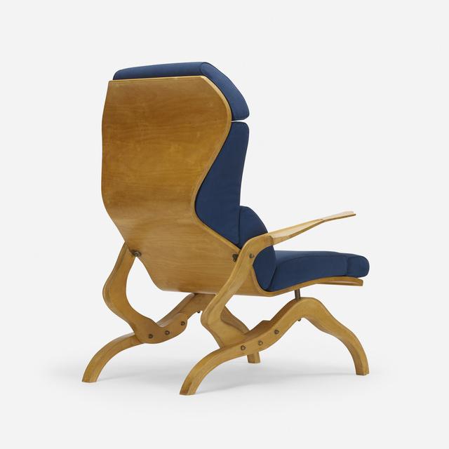 Apelli, Varesio & Co., 'lounge chair', 1951, Wright