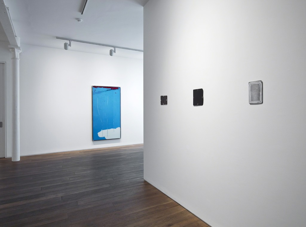 Kevin Harman & Paul Keir, Installation view of the group exhibition 'ABJAD', Ingleby Gallery, Edinburgh (January - March