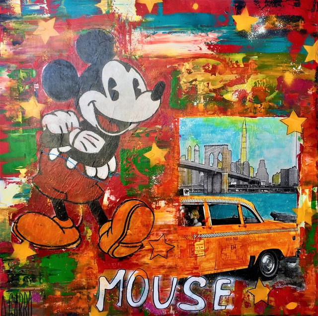 , 'Mouse,' 2017, Samhart Gallery