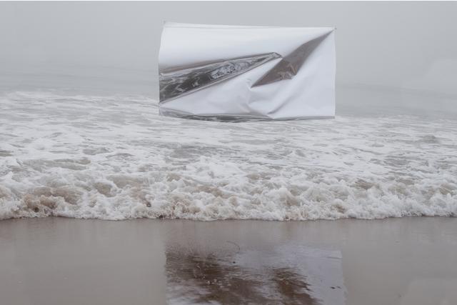 , 'Aluminum Flight (framed),' 2015, Artspace Warehouse