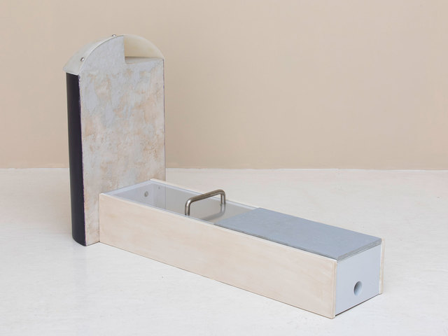 , 'Bench,' 2019, Fisher Parrish Gallery
