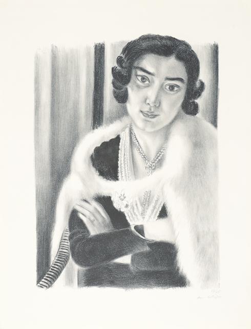 , 'Le renard blanc,' 1929, Bernard Jacobson Gallery
