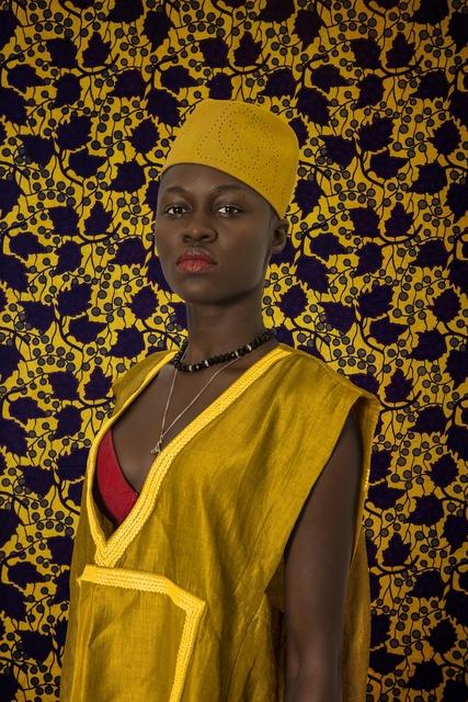 Omar Victor Diop, 'Sashakara', 2016, Magnin-A