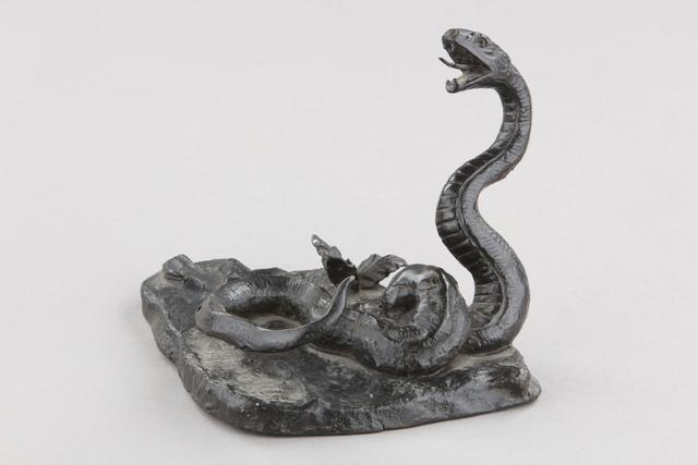 , 'Bronze Figure of a Snake,' Late 19th Century, Brun Fine Art