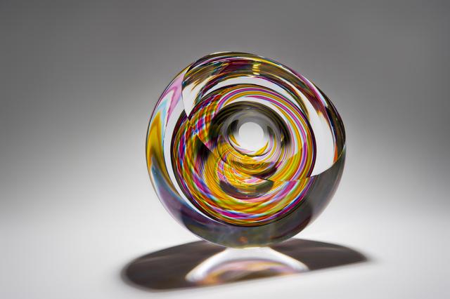 , 'Tesselate,' 2017, London Glassblowing Gallery