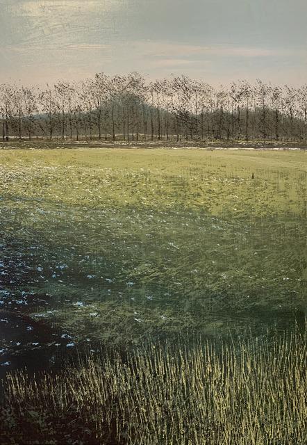 Benoît Trimborn, 'Ombre en hiver', 2019, M Fine Arts Galerie