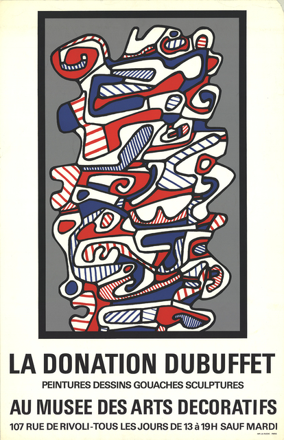 Jean Dubuffet, 'The Donation', ArtWise