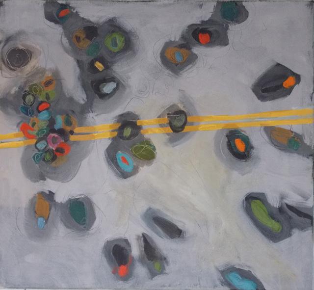 , 'Tension Brewing,' 2014, Clyde Hogan Fine Art