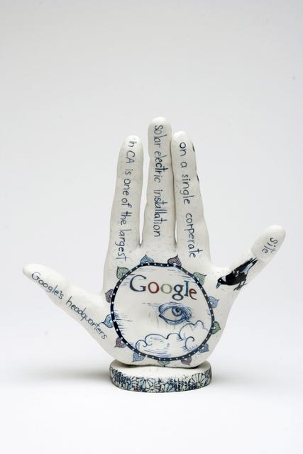 , 'Google,' 2008, Edwina Corlette Gallery