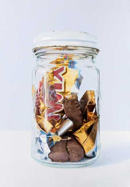 , 'Twix In A Jar,' 2018, Gormleys Fine Art