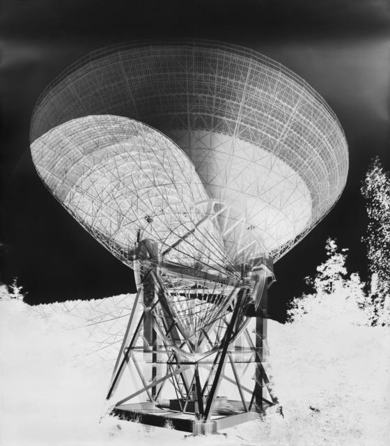 , 'Radio Telescope, Effelsberg, XVII: September 16 2013,' 2013, Gagosian