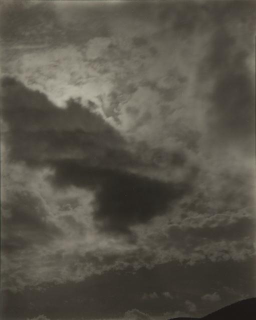 Alfred Stieglitz, 'Music, A Sequence of Ten Cloud Photographs, No. VI', 1922, Sotheby's