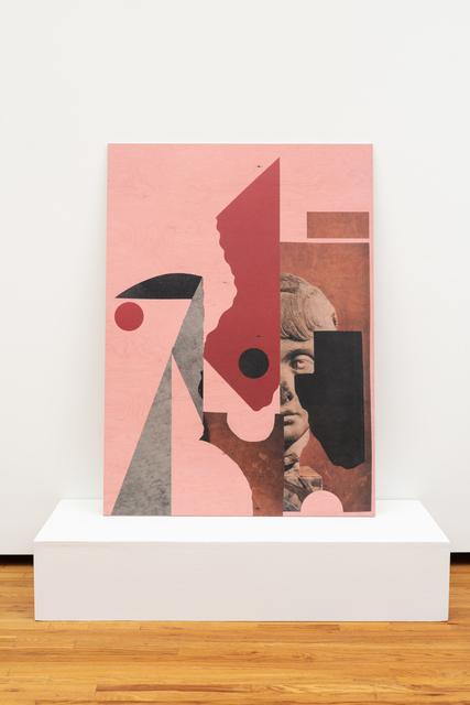 , 'Boy of Stone (2/3),' 2019, k contemporary