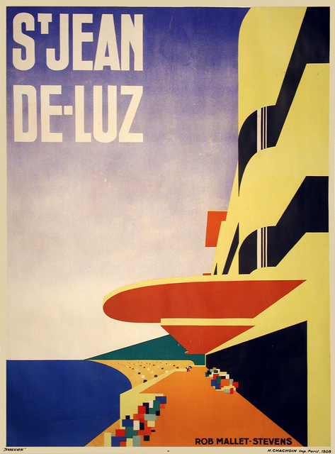 Art Deco Poster Design