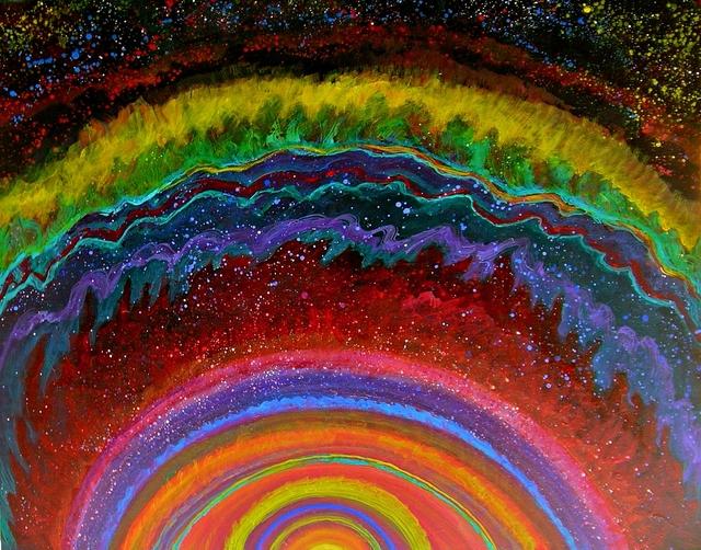 , 'Gravity's Rainbow,' 2010, Alpha 137 Gallery