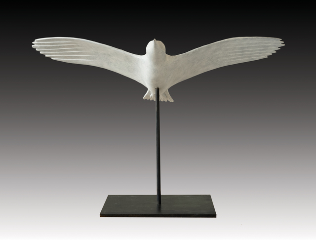 , 'Gull Climbing,' , Robert Hooke Sculpture Gallery