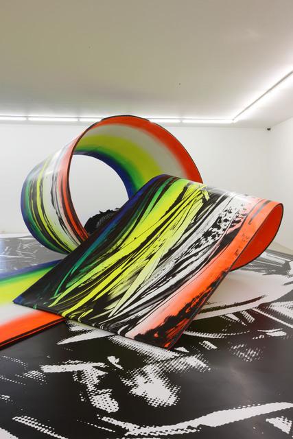 , 'Rainbow Loop,' 2012, Hamish Morrison Galerie