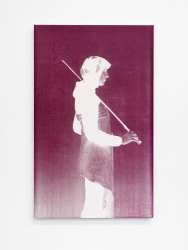 , 'Cherche Holopherne, Chapter 21 (Julia Scher),' 2011, Museum Ludwig