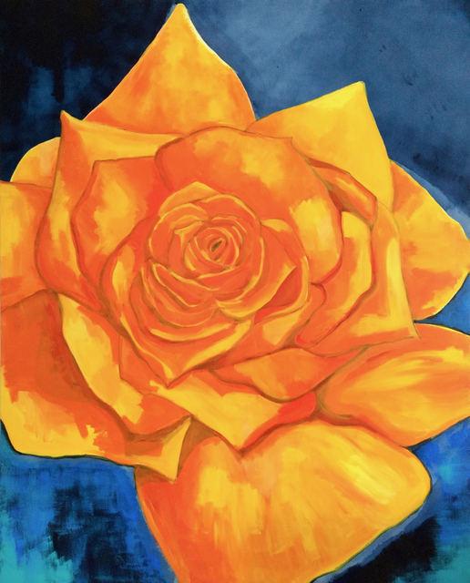 , 'Rose,' 2019, Yebo Art Gallery