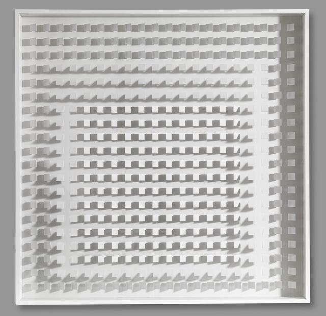 Klaus Staudt, 'Hommage to Albers 8', 1977, Dierking