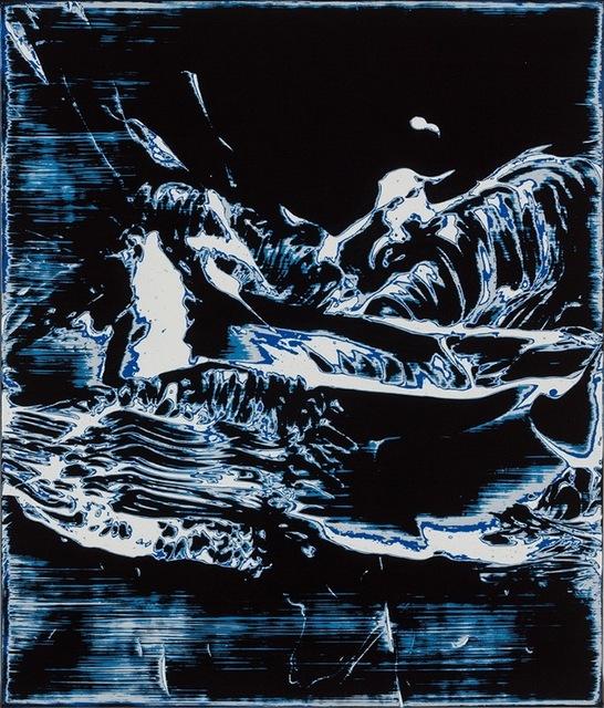 , 'Balangan no.2,' 2015, Tim Klingender Fine Art
