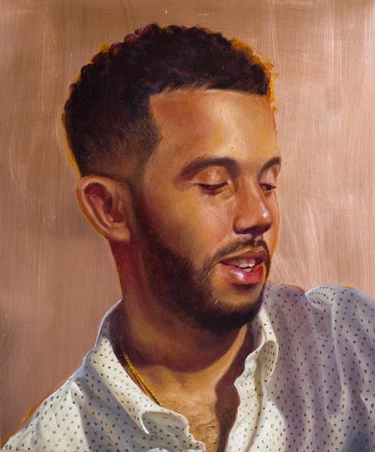 Mario Moore, 'To Mesha Cherie', 2018, David Klein Gallery