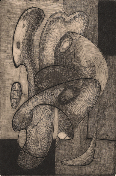 Thomas Lias, 'Abstraction ', 1946, Dolan/Maxwell