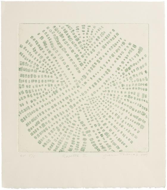 , 'Rosette II,' 2009, Art Projects International