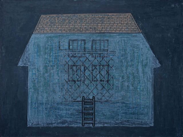 , 'Casa fantasma,' 2016, Lux Perpetua Art Centre