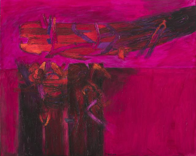 , 'De la Serie Trashumantes,' 2017, Durban Segnini Gallery