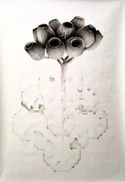 , 'g19/44d,' 2016, Galerie Isabelle Lesmeister