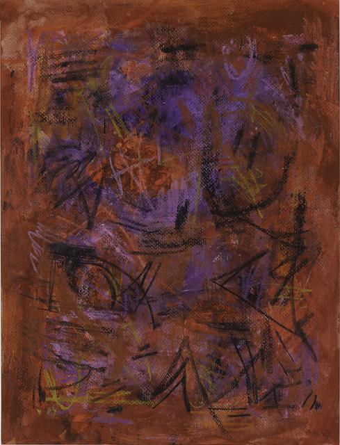 , 'Fire Dance II,' 1985, The George Gallery